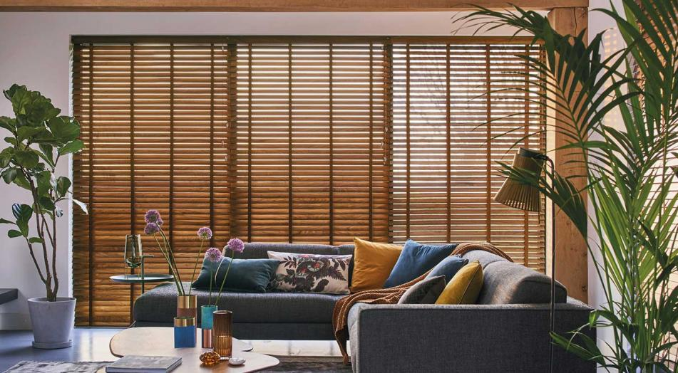 3 Tips para decorar con persianas de madera